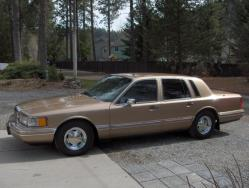 johnrjs 1991 Lincoln Town Car