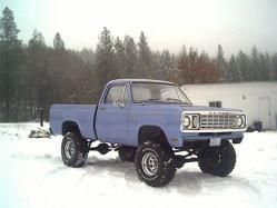 shamrock0690 1977 Dodge Power Wagon