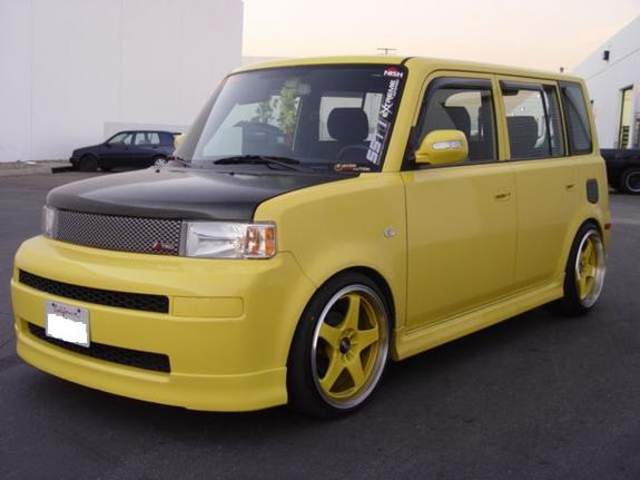 unic91 2005 scion xb specs photos modification info at. Black Bedroom Furniture Sets. Home Design Ideas