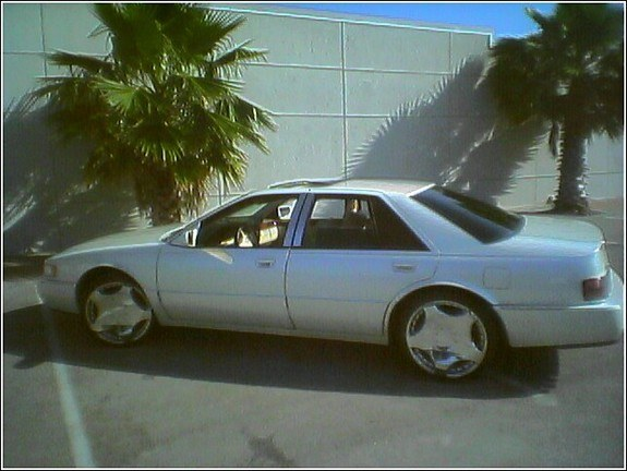 eldoetc 1995 cadillac seville specs photos modification info at cardomain cardomain