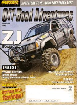 BigRuffToys4x4s 1994 Jeep Grand Cherokee