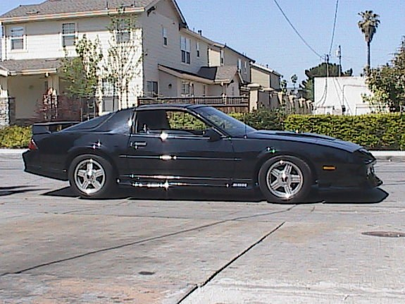 Another blackt56 1992 Chevrolet Camaro post... - 7976172