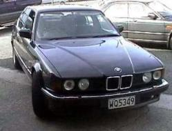 zenderfrosts 1991 BMW 7 Series