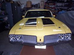 yellowW31s 1970 Oldsmobile Cutlass