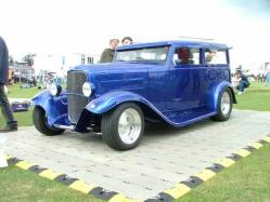 MosStreetrods 1932 Ford Mustang