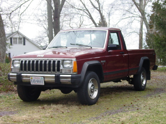 JeepSdo 1986 Jeep Comanche Regular Cab Specs, Photos ...