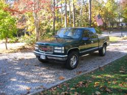 Jays96Gmcs 1996 GMC Sierra 1500 Regular Cab