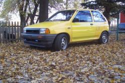 monstivas 1991 Ford Festiva