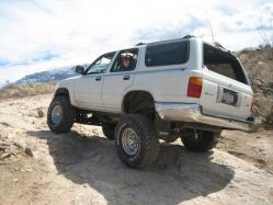 Whitey4runners 1995 Toyota 4Runner