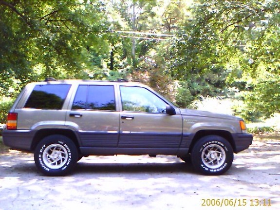Another BABYLAND 1995 Jeep Grand Cherokee post... - 7987428