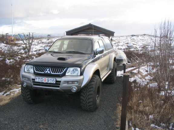 Another Landi 2005 Mitsubishi L200 post... - 7984724