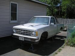 chrisgrants 1989 Chevrolet S10 Regular Cab