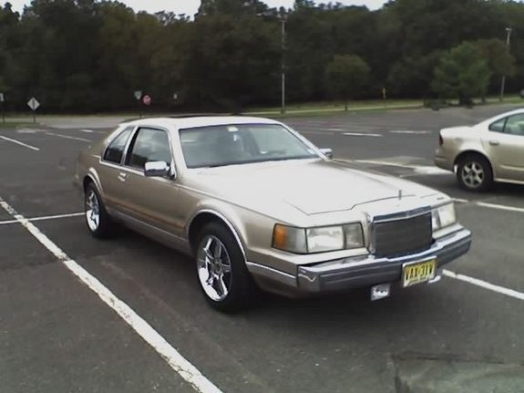 Ledzep2acdc 1988 Lincoln Mark Vii Specs Photos Modification Info