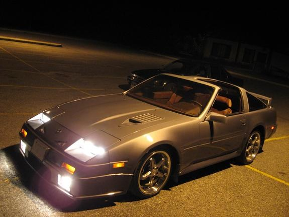 musha man9 1986 nissan 300zx specs photos modification. Black Bedroom Furniture Sets. Home Design Ideas