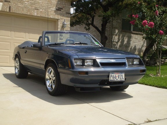 Another kmayb 1986 Ford Mustang post... - 8532081