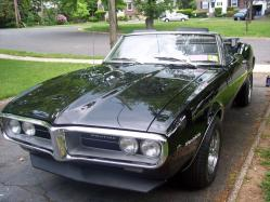 67Fbird326s 1967 Pontiac Firebird