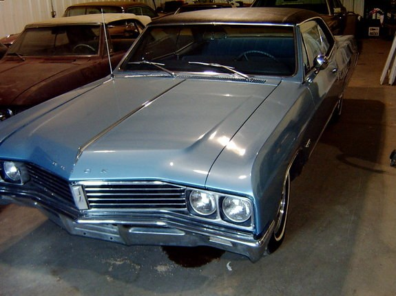 Another kyleskars 1967 Buick Skylark post... - 7988344