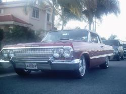 Blazeit562s 1963 Chevrolet Impala