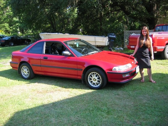 Another azian_peach_912 1993 Acura Integra post... - 7991127