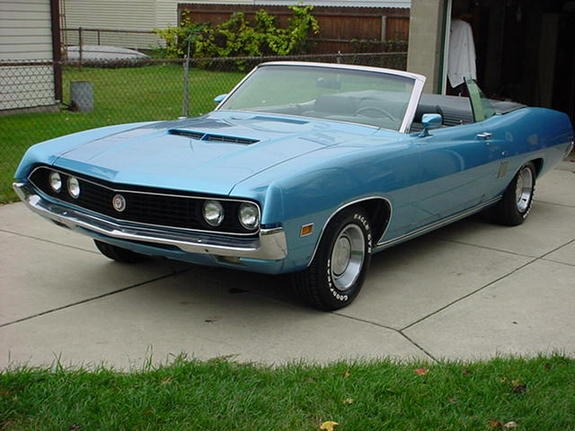 Another Hemi05WK 1970 Ford Torino post... - 7991975