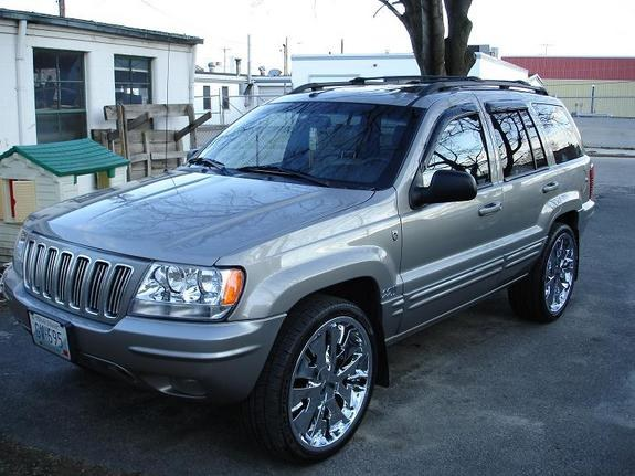 mazda95milly 2001 jeep grand cherokee specs photos modification info at cardomain. Black Bedroom Furniture Sets. Home Design Ideas