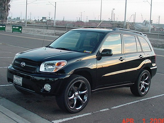 jg2000 2005 toyota rav4 specs photos modification info at cardomain. Black Bedroom Furniture Sets. Home Design Ideas