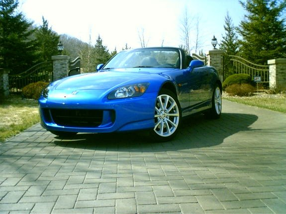 Another exportracing 2006 Honda S2000 post... - 7992675