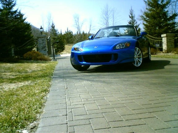 Another exportracing 2006 Honda S2000 post... - 7992676