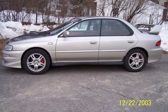 Another kieluen 1998 Subaru Impreza post... - 8185959