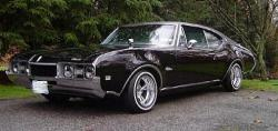 BADASSOLDS68 1968 Oldsmobile Cutlass Supreme