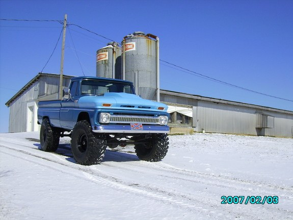 wolfchevy65's 1965 Chevrolet C/K Pick-Up