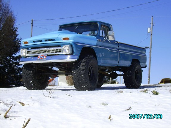 wolfchevy65 1965 Chevrolet C/K Pick-Up 8520921