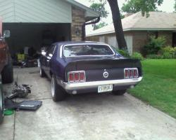 2307344 1970 Ford Mustang