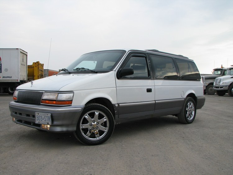 Another 1993voyager 1993 Plymouth Voyager post... - 8388593