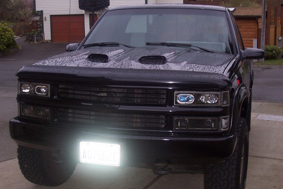 Black1500chevy 1993 Chevrolet Silverado 1500 Regular Cab