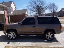 Hot95Yukon 1995 GMC Yukon
