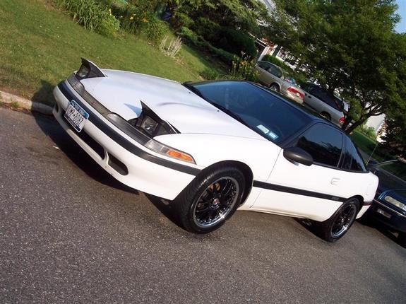 Another gpat6 1990 Mitsubishi Eclipse post... - 7996066