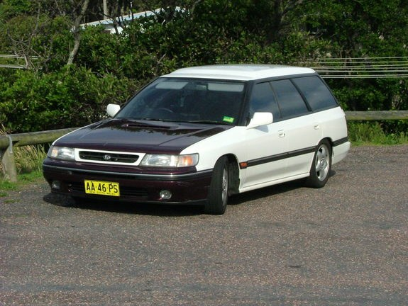 Another JBO-05T 1993 Subaru Legacy post... - 7998543