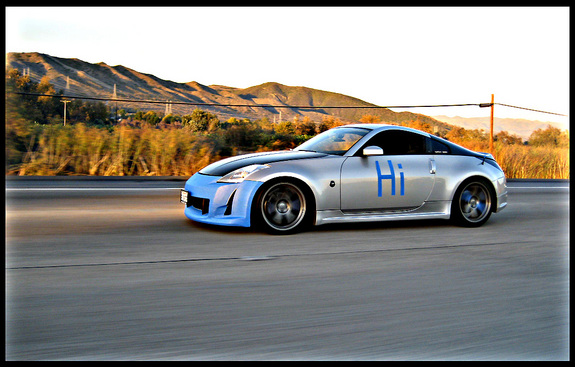 Another AnxMatrix 2003 Nissan 350Z post... - 7996761