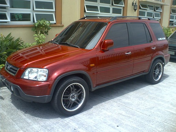 crv_dohc 2001 Honda CR-V Specs, Photos, Modification Info ...