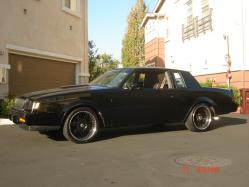 Rell87 1987 Buick Grand National