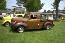 Fulofsteel 1947 Dodge W-Series Pickup