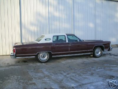 Hemichrysler 1978 Lincoln Town Car Specs Photos Modification Info