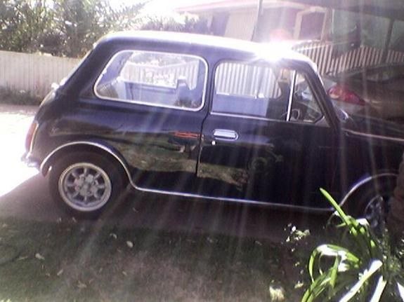 Another Uneeeq 1973 MINI Clubman post... - 8003813