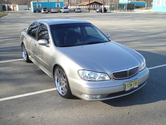 Another silverdream101 2000 Infiniti I post... - 8012976