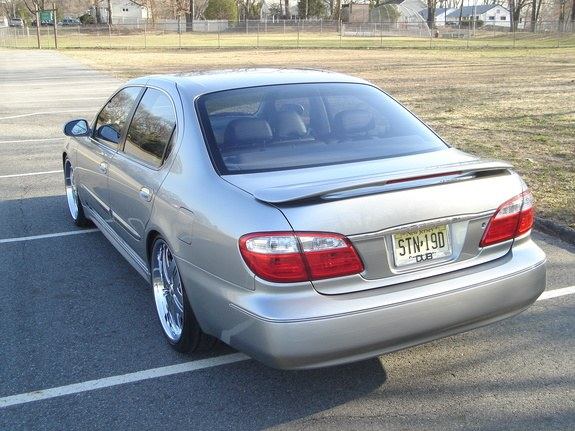 Another silverdream101 2000 Infiniti I post... - 8012978