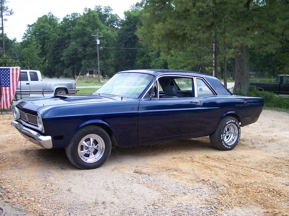 1968 Ford Falcon on 63 falcon futura parts
