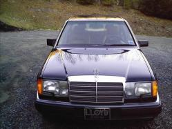 n19cllhns 1992 Mercedes-Benz E-Class