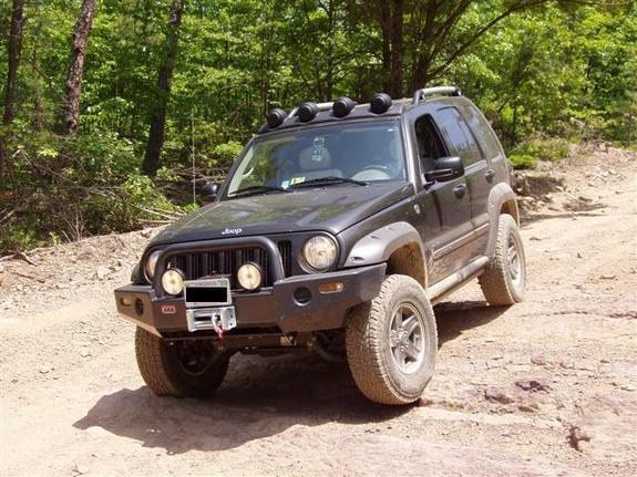FMunixxx's 2005 Jeep Liberty