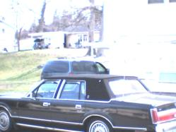 PezDaddy 1985 Lincoln Town Car